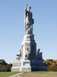 Forefathers Monument, Plymouth MA