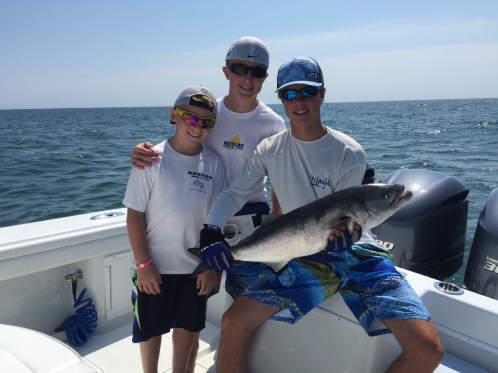 Fishing Aboard Jakamo 2
