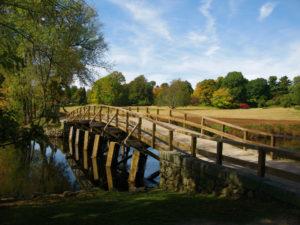Old North Bridge, Concord MA