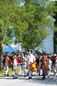 Revolutionary War Soldiers, Lexington MA