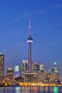 Toronto Canada Tour