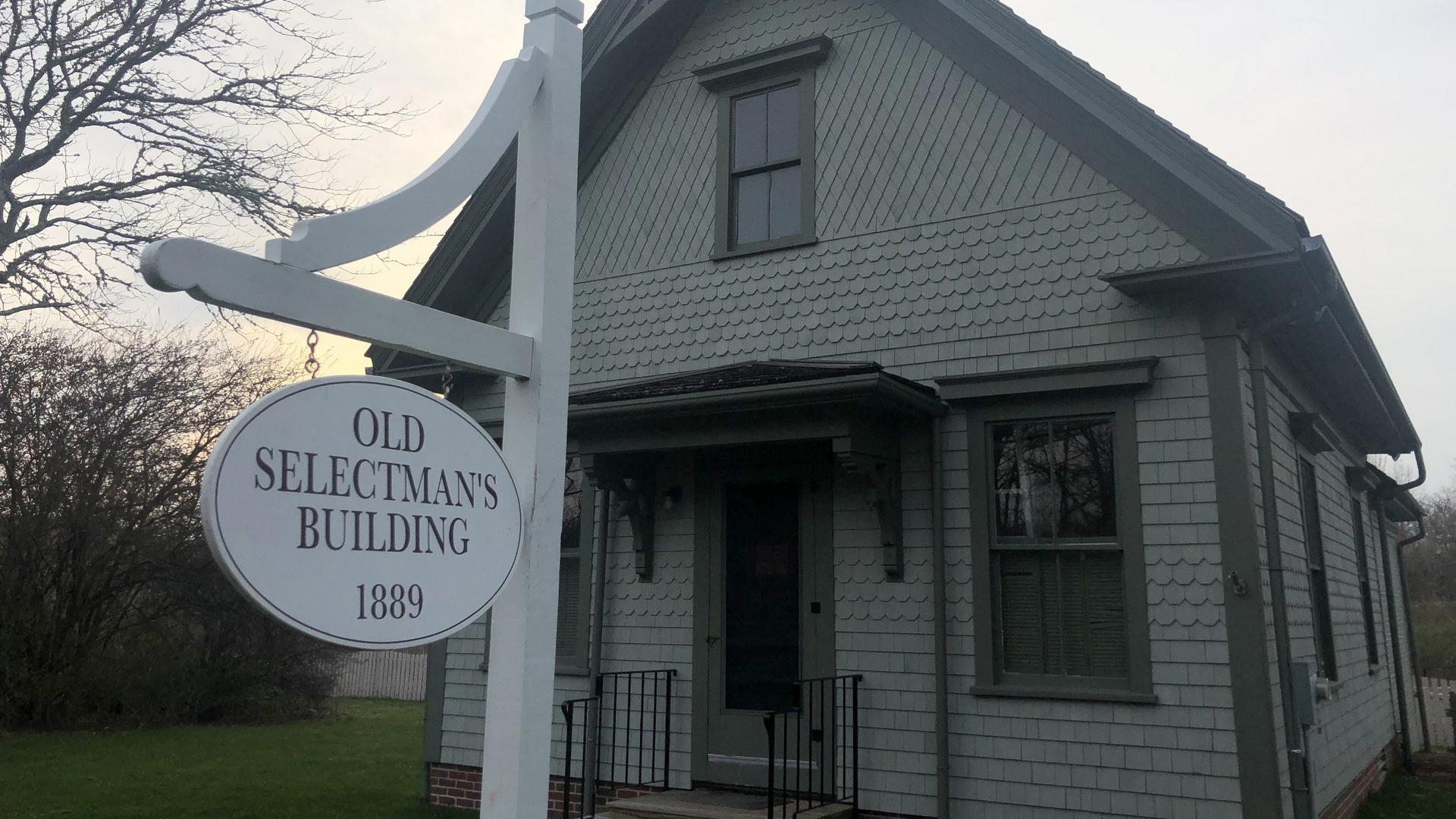 Old Selectman's Building
