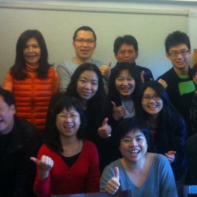 2020年初階班第23期(CIS23)課程進行中