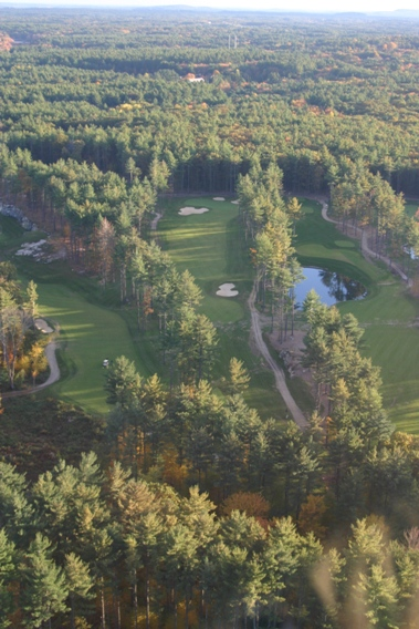 Hole 6 & 15 Aerial View