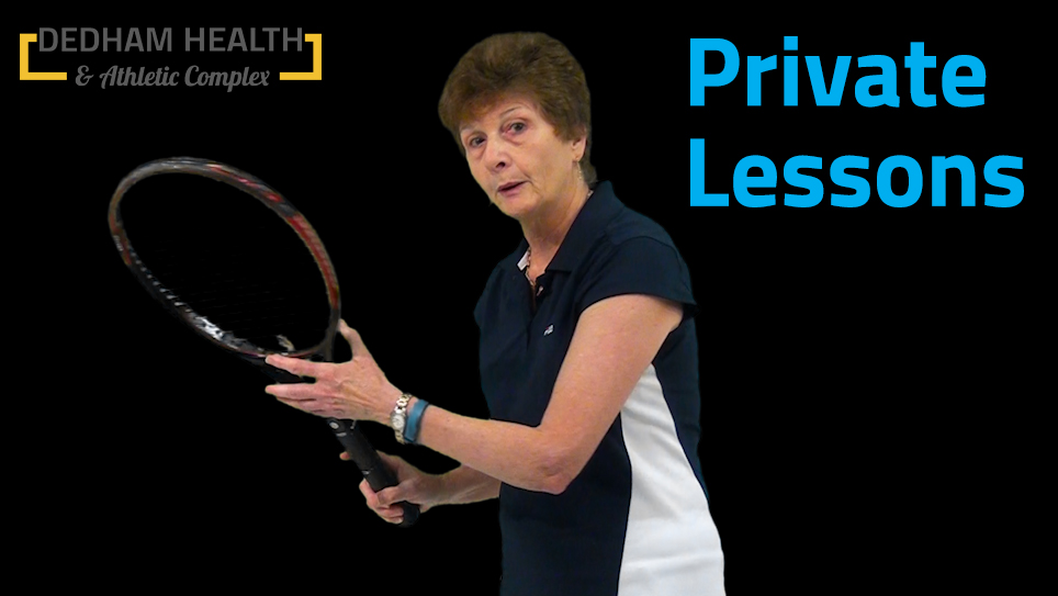 private lessons with pros video