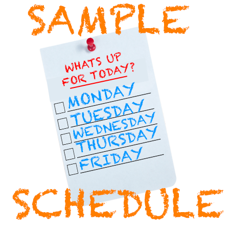 sampleschedule