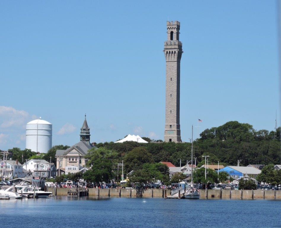 Pilgrim tower provincetown