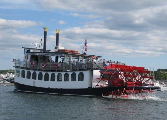 Harbor cruises in Plymouth, MA