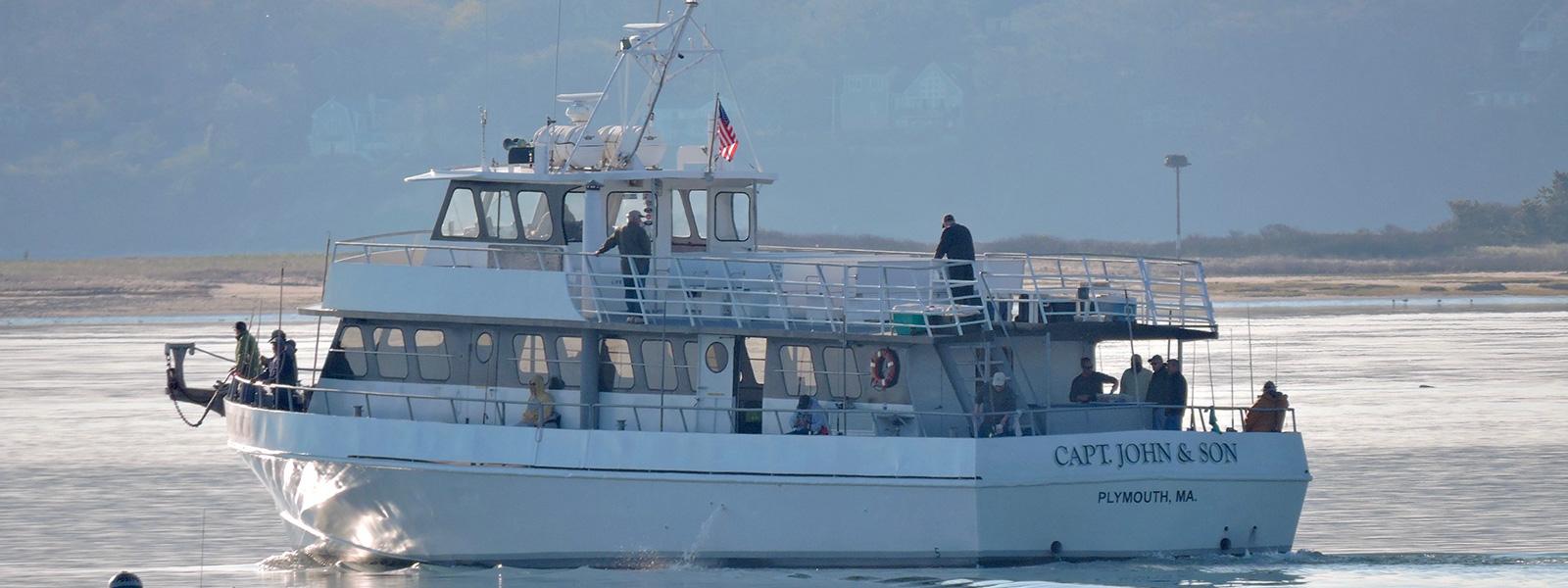 Learn About Captain John Boats in Plymouth, MA   Captain John Boats