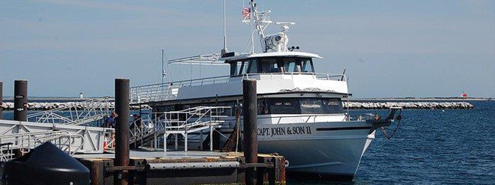 Captain John & Son II Ferry Cruise