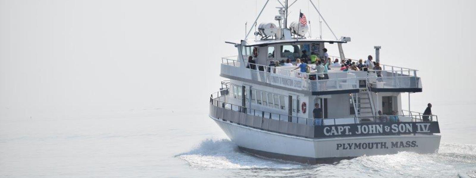 Captain John Boats Passengers