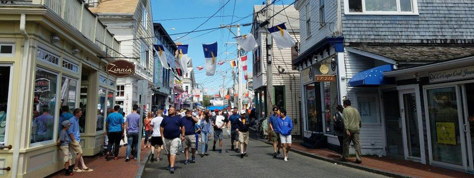 Commercial Street Provincetown