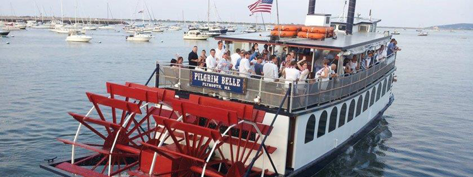 Pilgrim Belle Cruises Plymouth