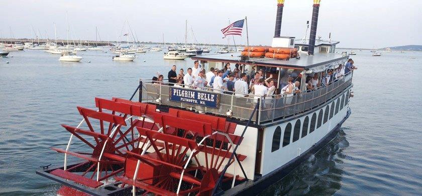 Beautiful pilgrim belle cruise