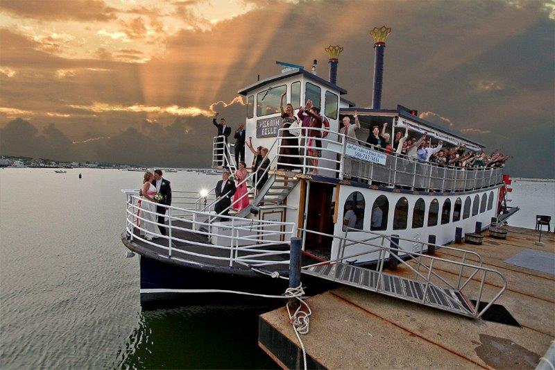 Magical sunset cruise