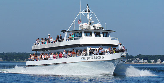 Learn About Captain John Boats in Plymouth, MA | Captain