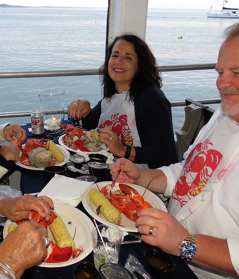 Lobster Clamback Cruise