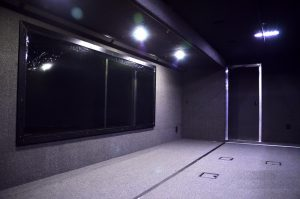 picture of inside trailer