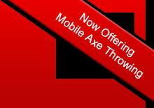 mobile axe throwing
