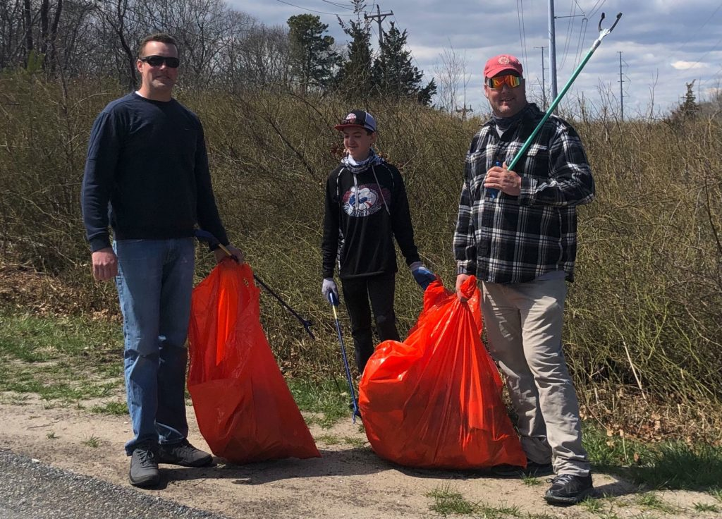 Earth Day Village Cleanup 02