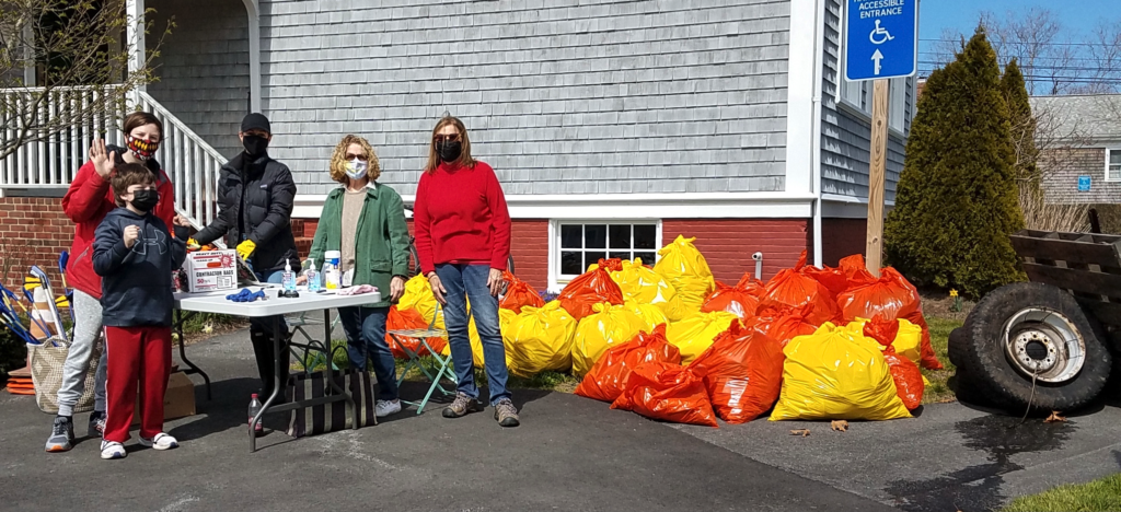 Earth Day Village Cleanup 05