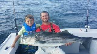 boston kids fishing trips