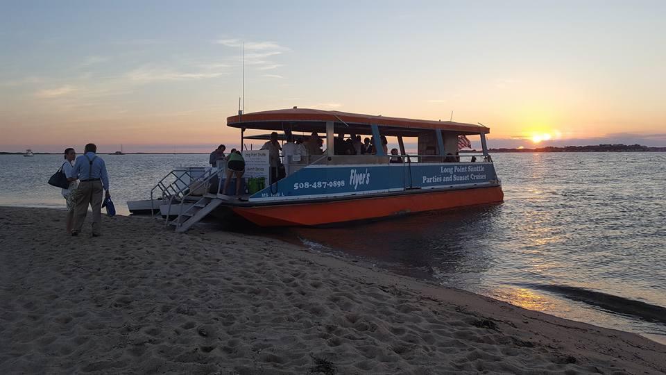 Long Point Shuttle - Flyers Boat Rental