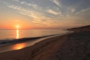 Sunrise on Race Point Beach