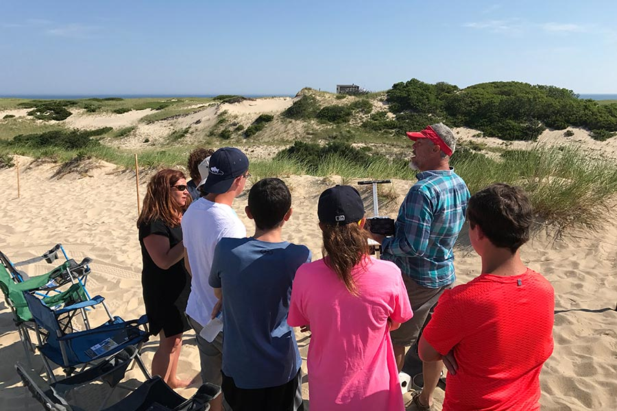 Art with Arts Dune Tours